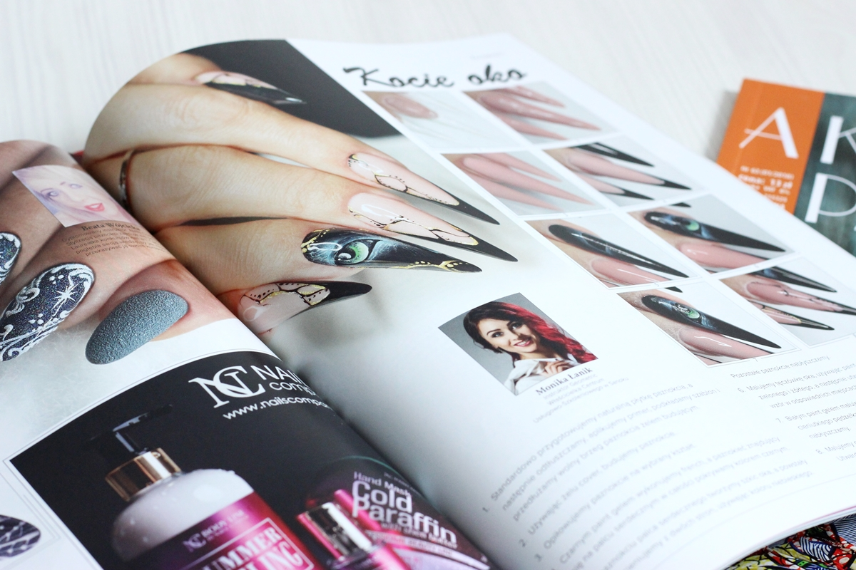 blog manicure paznokcie