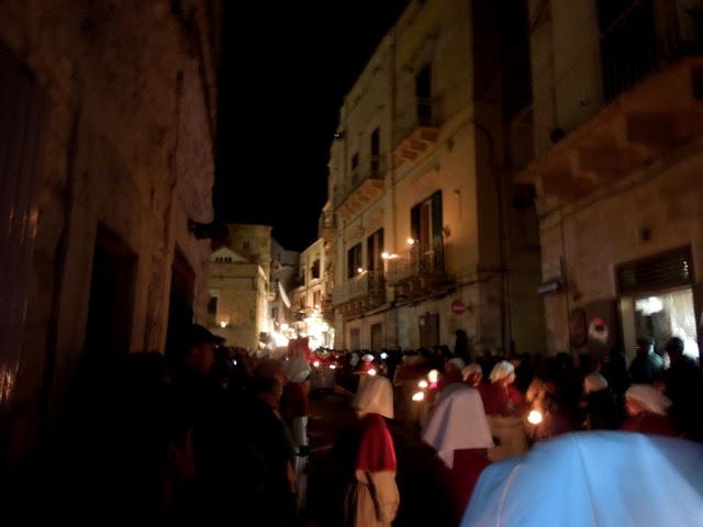 Processione Ruvo di Puglia