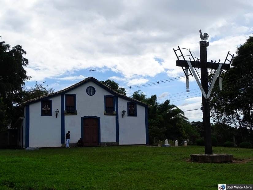 O que fazer em Tiradentes - Minas Gerais - Capela São Francisco de Paula