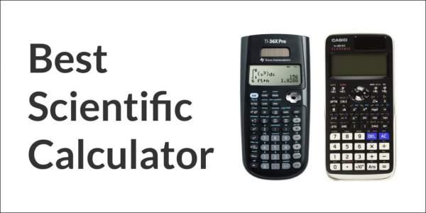 Kalkulator scientific yang bagus