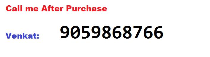 Venkat 9059868766