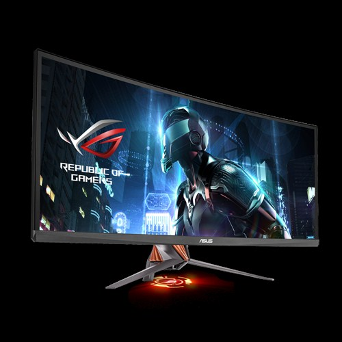 Preview ASUS Republic Of Gamers ROG Gaming Monitor
