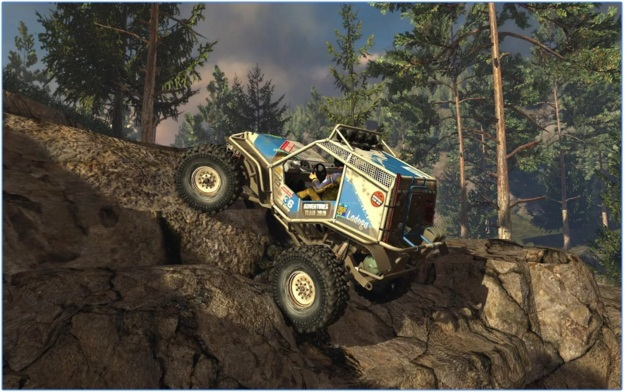 4×4 Mountain offroad