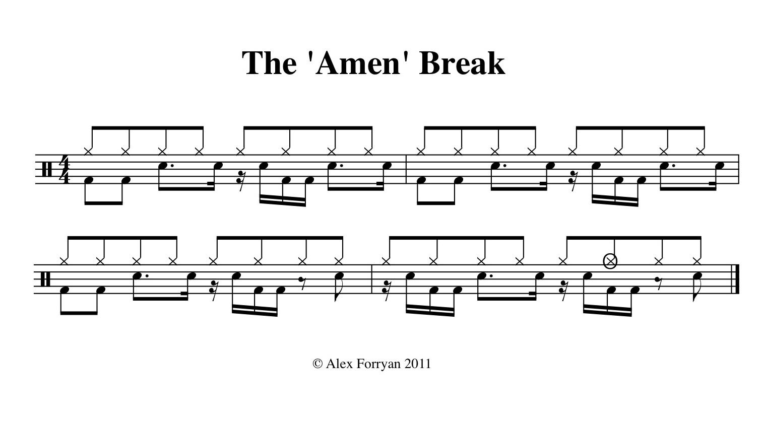 Playsomething Drums Break Beats