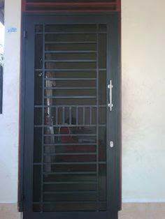 Pintu Kasa nyamuk minimalis|AK.PK-06