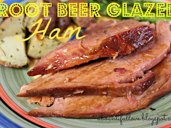 Root Beer Glazed Ham