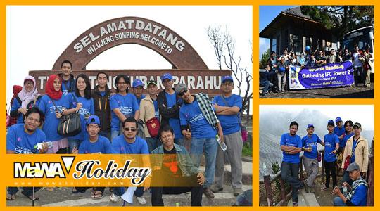 Paket Tour Lembang Bandung