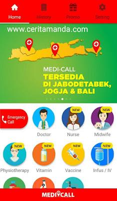 Layanan Medi-Call