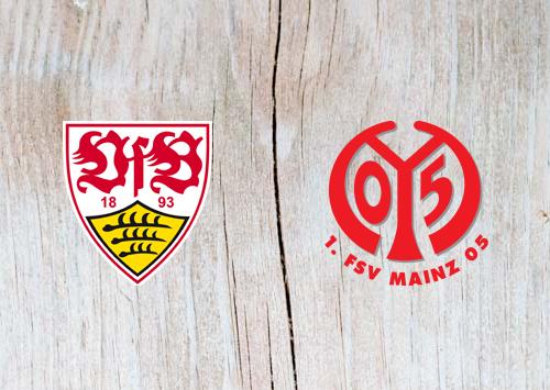 VfB Stuttgart vs Mainz - Highlights 19 January 2019
