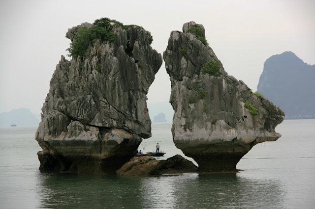 What's In The Halong Bay One Day From Hanoi?