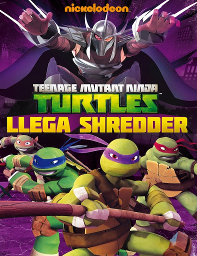 Ver Las Tortugas Ninjas: Llega Shredder (2013) Online
