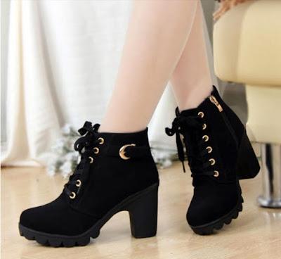 Boot Heels yang Digemari Wanita