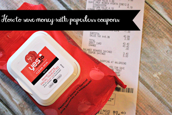 How to Save Money with Paperless Coupons #WalgreensPaperless #Cbias #Shop