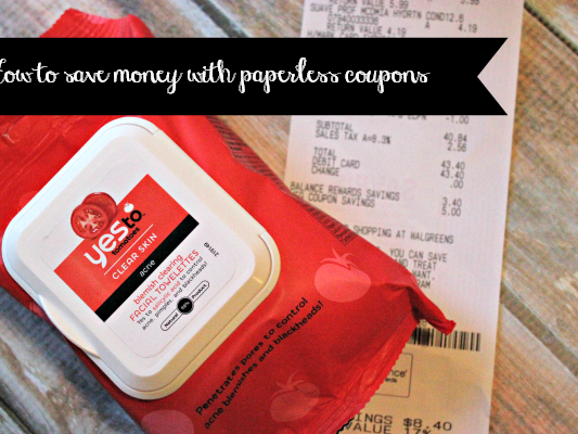 How to Save Money with Paperless Coupons