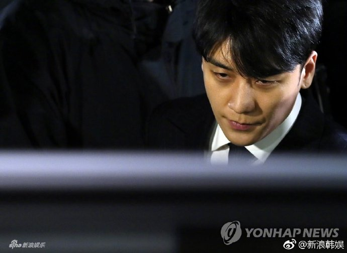 SEUNGRI'S REQUEST TO DEFER ENLISTMENT REJECTED, THE MILITARY