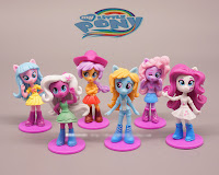 MLP Fake Equestria Girls Minis