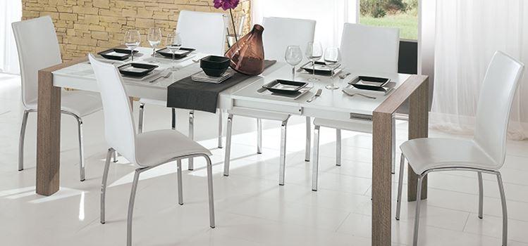 Arredo a modo mio wood il tavolo resistente economico e moderno di mondo convenienza - Tavolo vetro temperato opinioni ...
