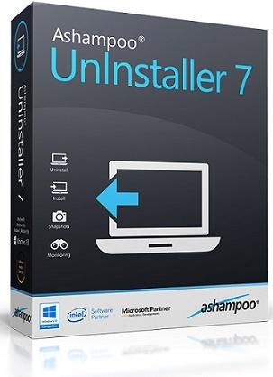 تحميل برنامج اشامبو لحذف البرامج من جذورها Ashampoo Uninstaller 7