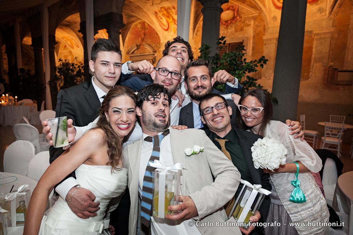 Fotografo Matrimonio Castello Cavernago