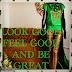 David Tlale female fashion advice for the festive season.