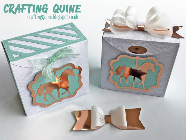 Ways to cut Silhouette Rose Gold Printable Foil - Kiss Cut and Die Cut. Tutorial by Janet Packer (Crafting Quine) for the Silhouette UK Blog. Uses files from the Silhouette Design Store by Nilmara Quintela, Felicity Jane, and Jamie Cripps.