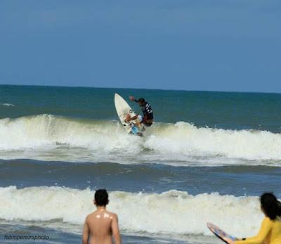 Shows, gastronomia, artesanato, esportes e exposição movimentaram o I Ilha Surf