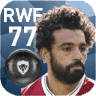 Right Winger Forward - Mohamed Salah