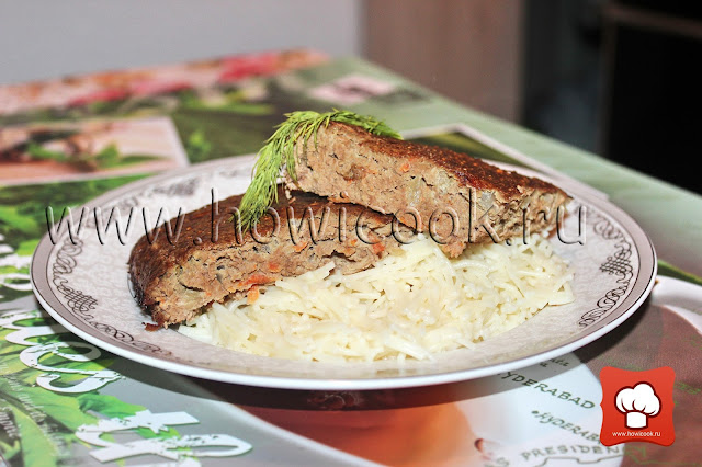 Куриное суфле рецепт с фото