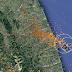 Mappa dei Fulmini in Diretta