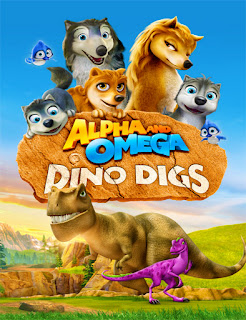 Alpha and Omega: Dino Digs (2016) [Vose]
