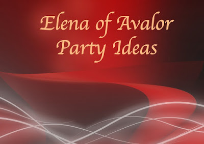 Disney princess Elena of Avalor Party Ideas-Games, Food and More