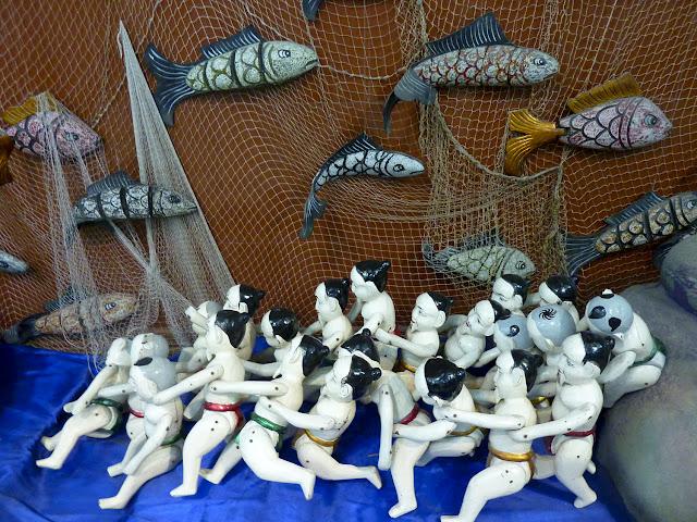Marionetas de Agua, Thang Long