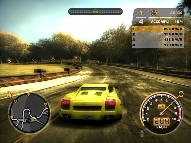 Download Need For Speed Most Wanted For PC Full Version