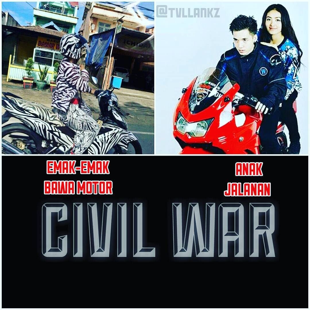 Meme Lucu Captain America Civil War INFORMASI ABSTRAK