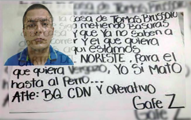 """ZETAS DICEN : """" ELLOS SI MATAN HASTA el PERRO"""" en la CAPITAL DONDE GOBIERNA CABEZA de VACA"""