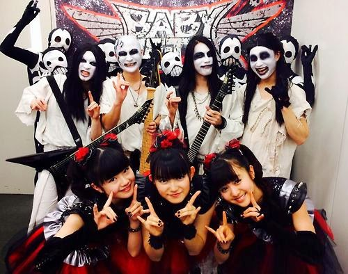 grupo musical  Babymetal