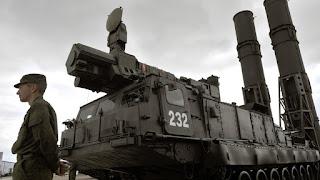 """Los sistemas de misiles rusos S300 """"crisparon los nervios"""" a los pilotos de EE.UU. en Siria"""