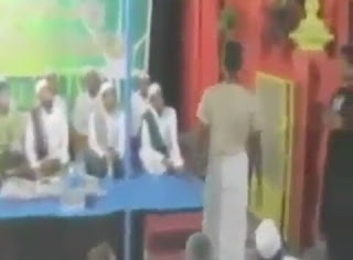 Video Pria Bubarkan Acara Maulid Nabi Hebohkan Netizen Di Media Sosial Facebook