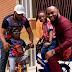 Yoruba Actor Damola Olatunji Celebrates His Twins Birthday [SEE PHOTOS]