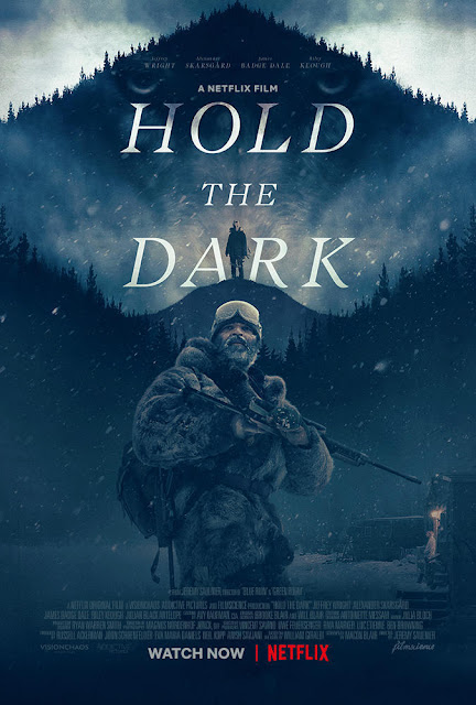 Hold the Dark 2018 Netflix movie poster