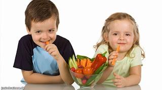 Makanan yang mengandung gizi dan vitamin