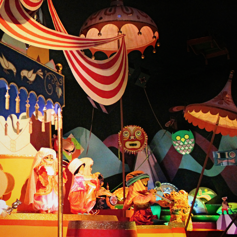 Small World Magic Kingdom Walt Disney World