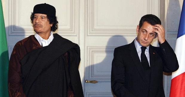 Le fantôme de Mouammar Kadhafi revient hanter Nicolas Sarkozy