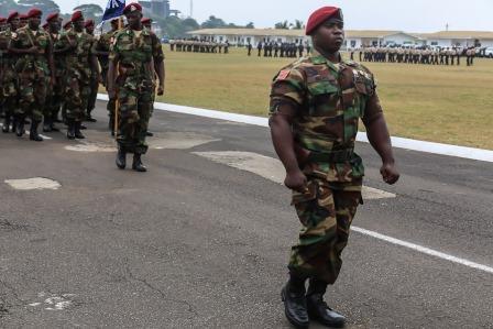Армия Либерии