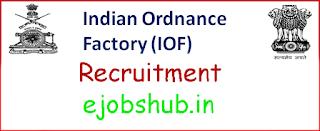 IOF Recruitment