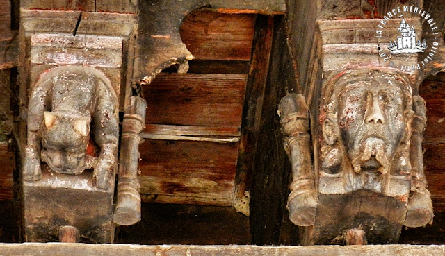 MIREPOIX (09) - Maison des Consuls (XIIIe-XVIe siècles)