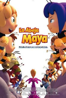 Maya The Bee The Honey Games 2017 Custom HD Dual Spanish 5.1