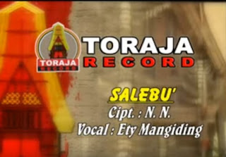 Download Lagu Pop Toraja Salebu' (Ety Mangiding)