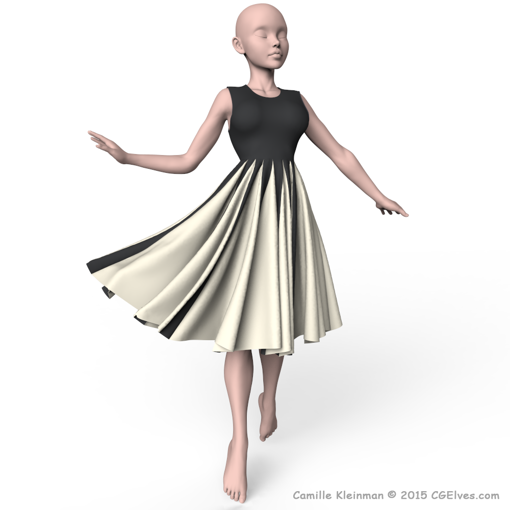 Clo3d Marvelous Designer How-To: Superb 3D Dynamic Marvelous