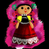Resultado de imagen para muñeca de trapo png